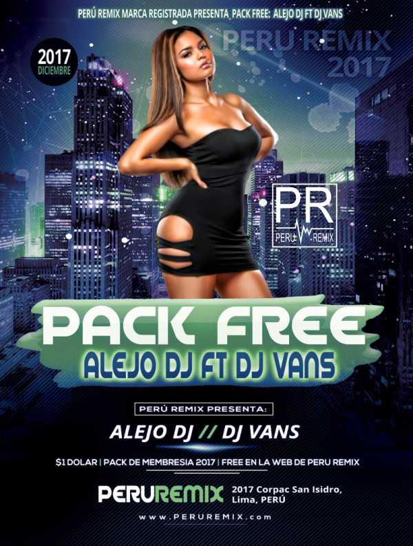 [ PACK DE REMIXES EN PERU REMIX ]