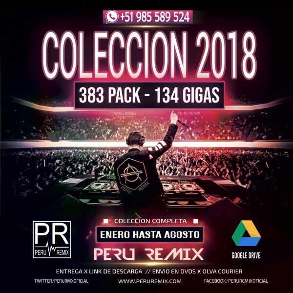 COLECCION 2018 - PERÚ REMIX