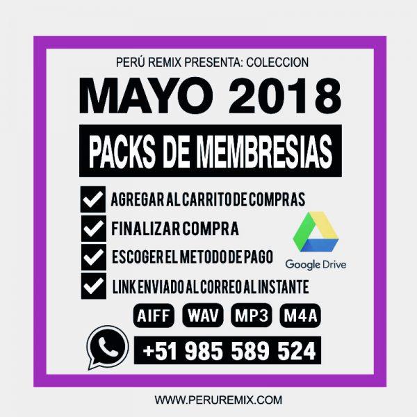 PERÚ REMIX - MAYO 2018