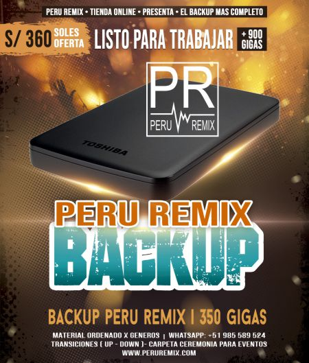 backup venta de peru remix